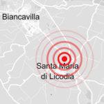 Terremoti, sciame sismico tra Santa Maria di Licodia e Ragalna