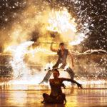Il Teatro del Fuoco ritorna sull'Etna con La Notte Europea dei Vulcani