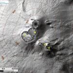 Monitoraggio Etna, bollettino Ingv del 7 Novembre 2017