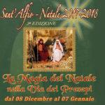 La Magia del Natale nella Via dei Presepi di Sant'Alfio