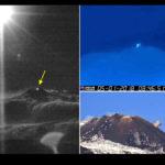Monitoraggio Etna, bollettino INGV del 9 gennaio 2018