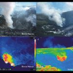 Monitoraggio Etna, bollettino INGV del 6 febbraio 2018