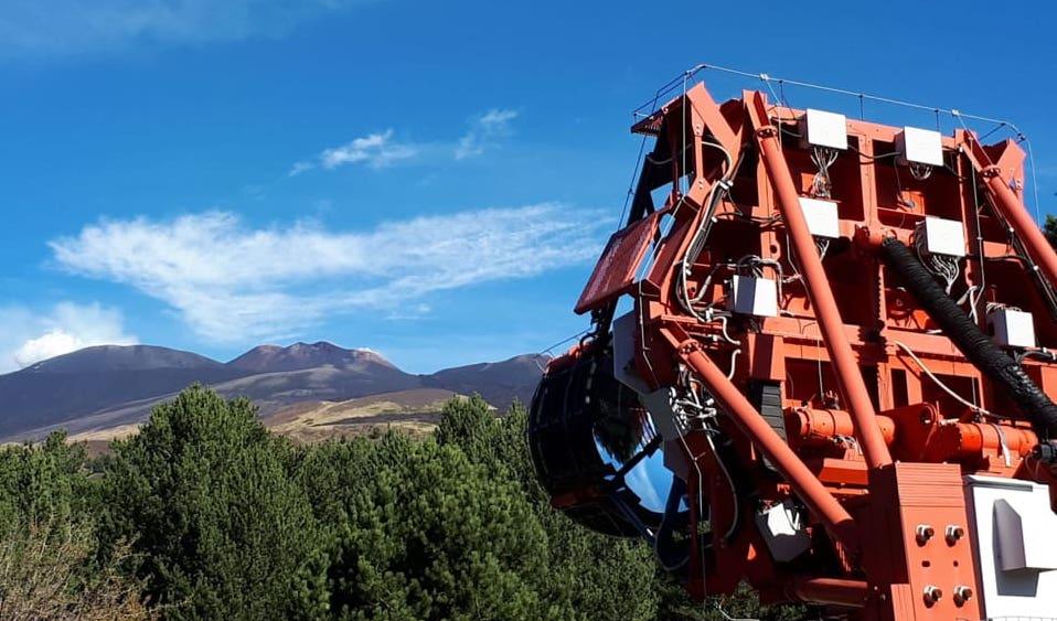 """Dedicato a Guido Horn D'Arturo, il telescopio """"Astri"""" dell'Osservatorio Astrofisico di Serra La Nave"""