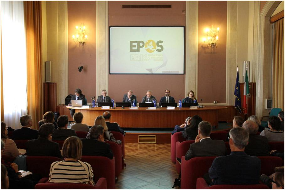 Al via il consorzio europeo EPOS ERIC per integrare dati e prodotti scientifici per le Scienze della Terra