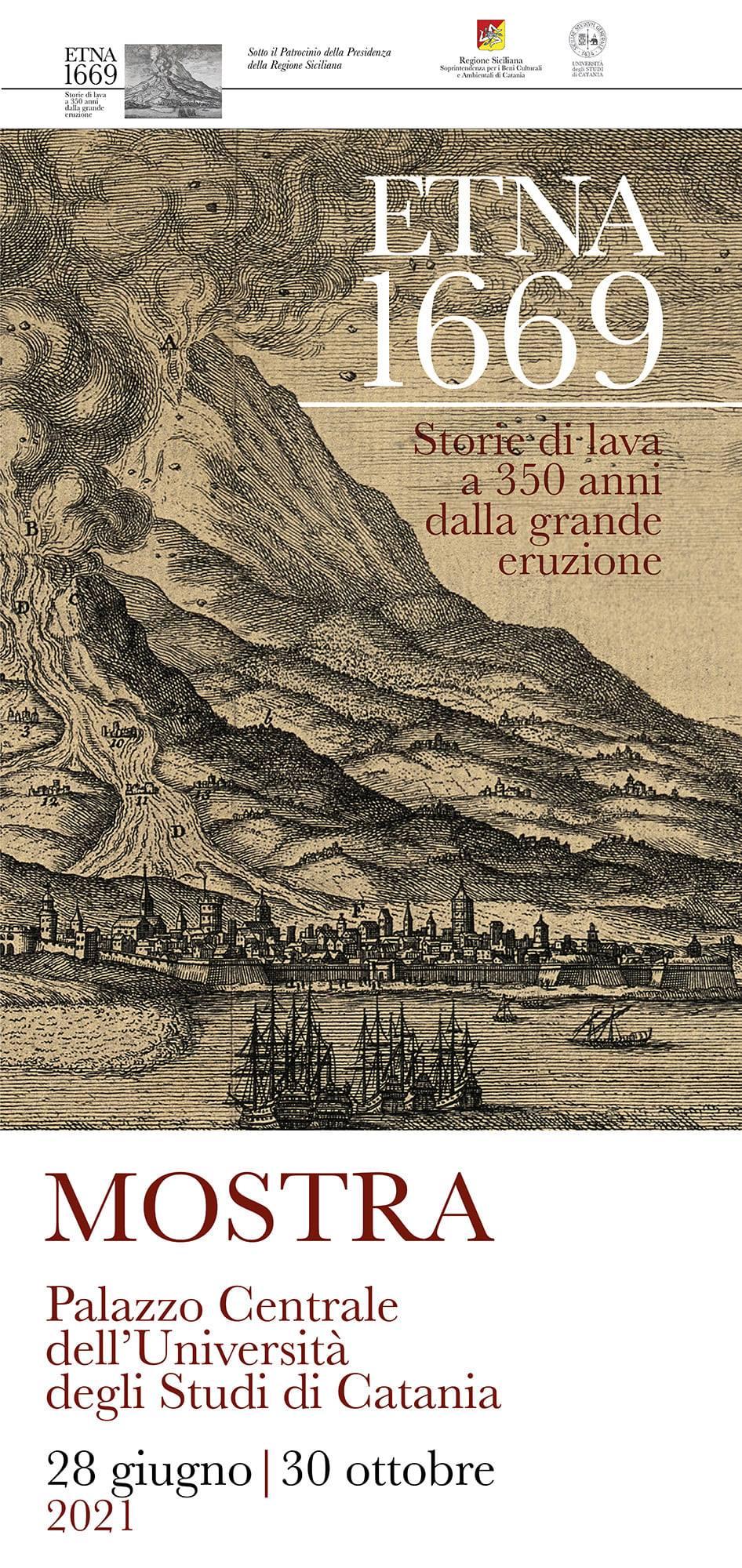 Catania. Mostra: Etna 1669. Storie di lava a 350 anni dalla grande eruzione  - etnalife